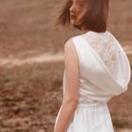 puristisch und entschnörkelt - Brautkleider von Karolin Kruger