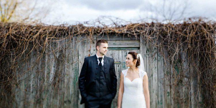 Ein After Wedding Shooting auf der Obstplantage