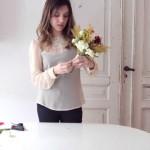 Einen Brautstrauß im Boho-Stil machen