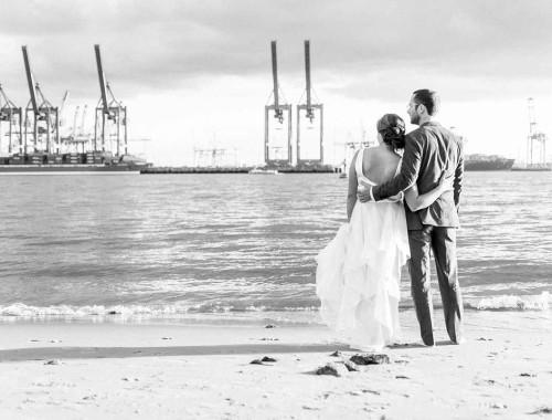 Hochzeit in der Strandperle Hamburg