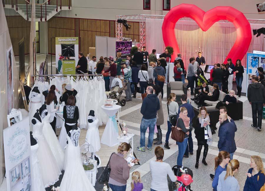 Karlsruher Hochzeits- und Festtage - Die Nr. 1 in Baden: Überblick
