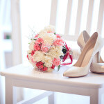 Brautschuhe von Rainbow für die Hochzeit bei Amazon