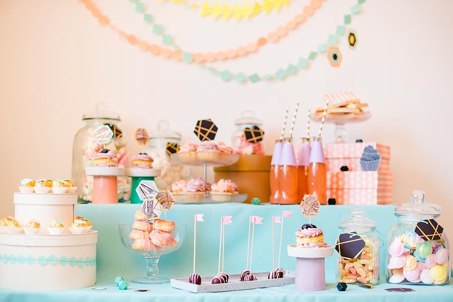 Eine Candybar Zur Hochzeit Selber Gestalten