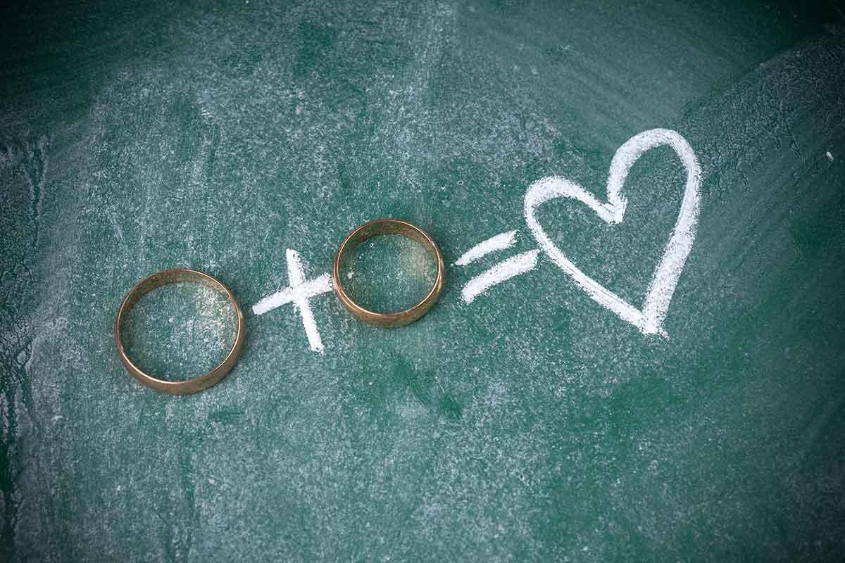 Liebe zur Hochzeit wird ein Jahr alt!