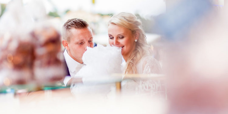 After Wedding Shooting auf der Münchner Wiesn
