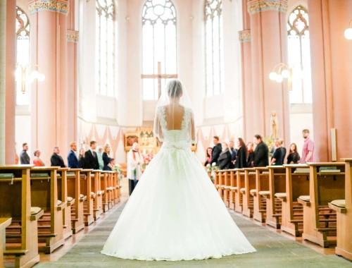 Die kirchliche Trauung von Christina & Richi