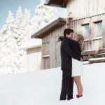 Die Schnee-Hochzeit im Fichtelgebirge