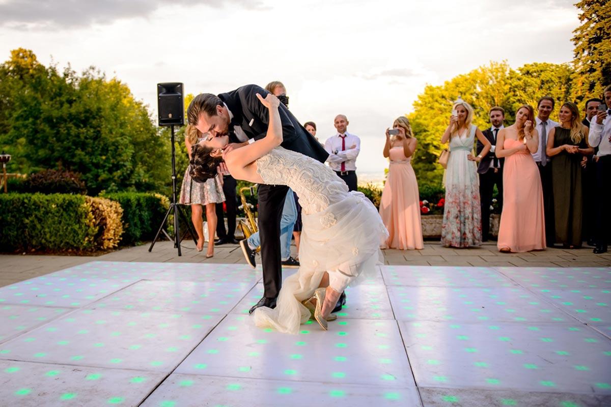 Eine Hochzeit in der Villa Rothschild – Kempinski Hotels