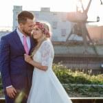 Hochzeit in Hamburg - eine Mischung aus Vintage und maritim