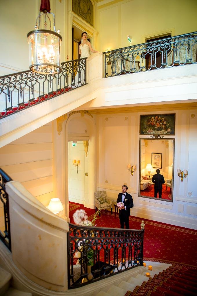 Hochzeit in der Villa Rothschild – Kempinski Hotels
