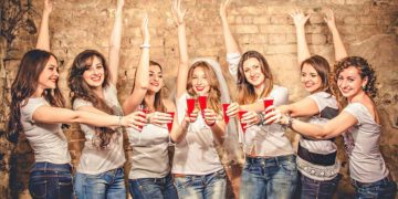 31 Ideen für den Junggesellinnenabschied (JGA) der Frau