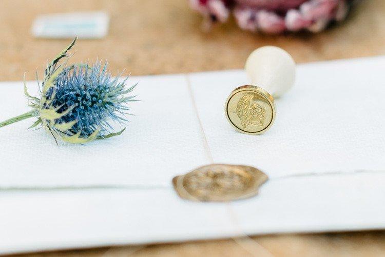 Individuell handgefertigte Papeterie von Nicnillasinc Bild 4