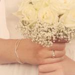 Schmuck für die Braut am Tag der Hochzeit von Thomas Sabo