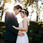 Ein After-Wedding-Shooting in einem Vintage-Brautkleid von Fräulein Liebe