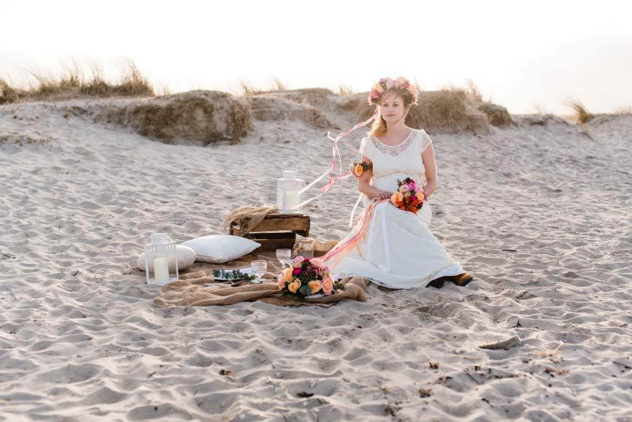 Babybauch-Hochzeit-Brautkleid-Nordsee-Sandra-Huetzen-21