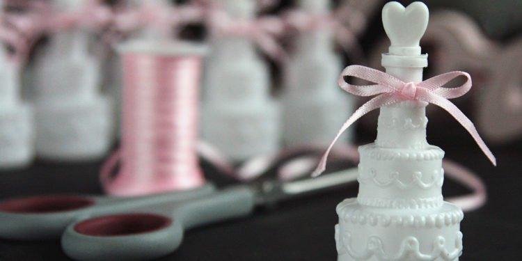 Seifenblasen anstatt Reis für die Hochzeit