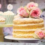 Torten für die Hochzeit ohne Fondant und Marzipan