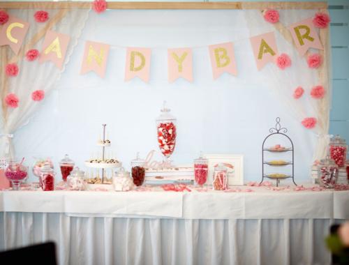 Candybar, Cookie-Bar, Popcorn-Bar & weitere für die Hochzeit