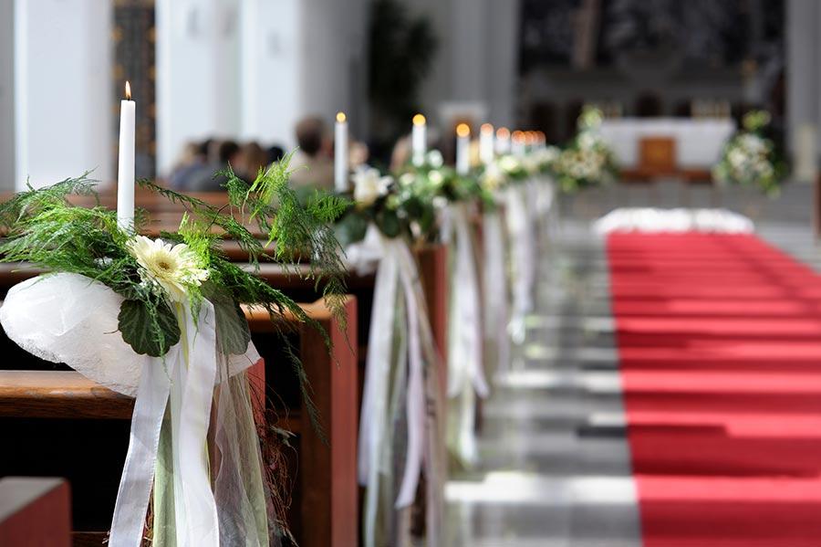 Kirchenbank Deko Tolle Ideen Beispiele