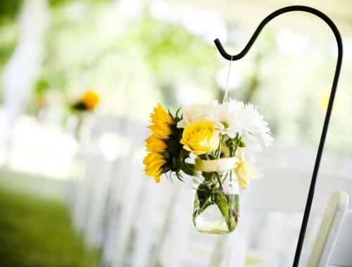 50 Wege um Einmachgläser bei der Hochzeit zu benutzten