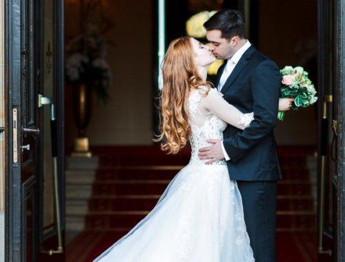 After-Wedding-Shooting zum ersten Hochzeitstag von Christina & Alexey