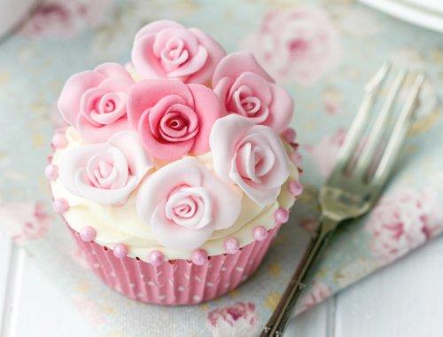 36 Ideen für Cupcake-Torten zur Hochzeit