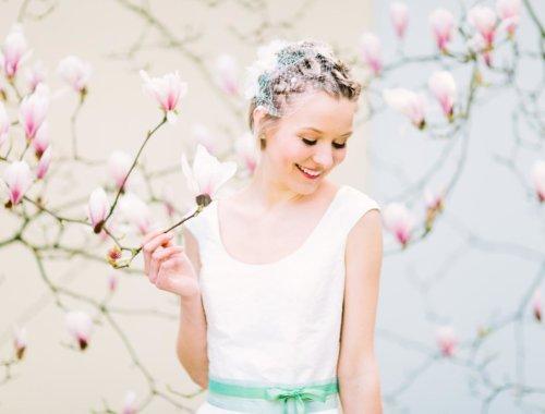 noni Brautkleid Kollektion 2017: Natürlich schön, inspiriert von der Natur
