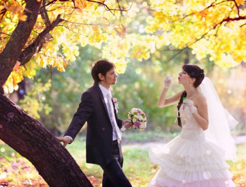 34 Dinge, die eine Braut für den perfekten Herbst-Look braucht!