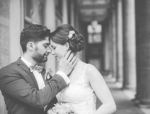 Die standesamtliche Hochzeit von Anna & Daniel in München