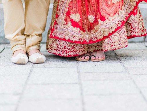 Eine Hochzeit auf indisch – mitten in München