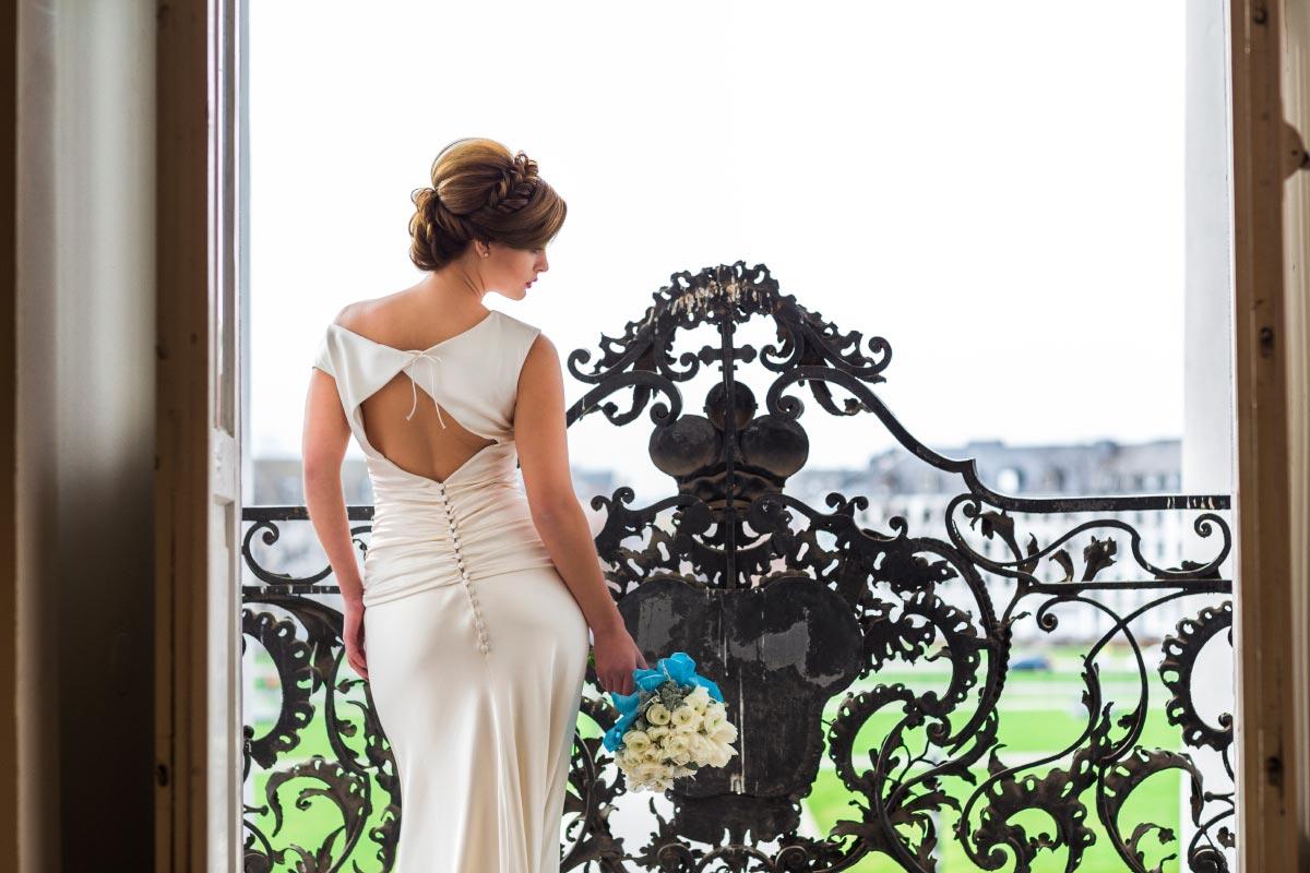Ein Styled Shooting zum Hochzeitskonzept in Tiffany Grün und Creme