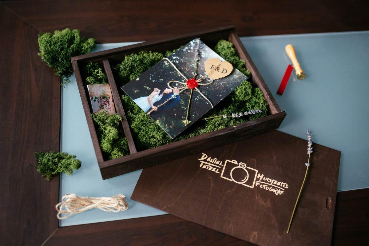 Hochzeitsbox von Daniel Tetzel