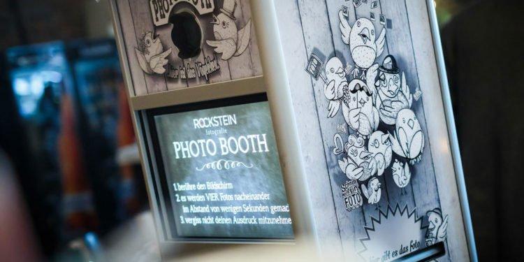 Premium Photobooth für eure Hochzeit in NRW: Jetzt mieten!