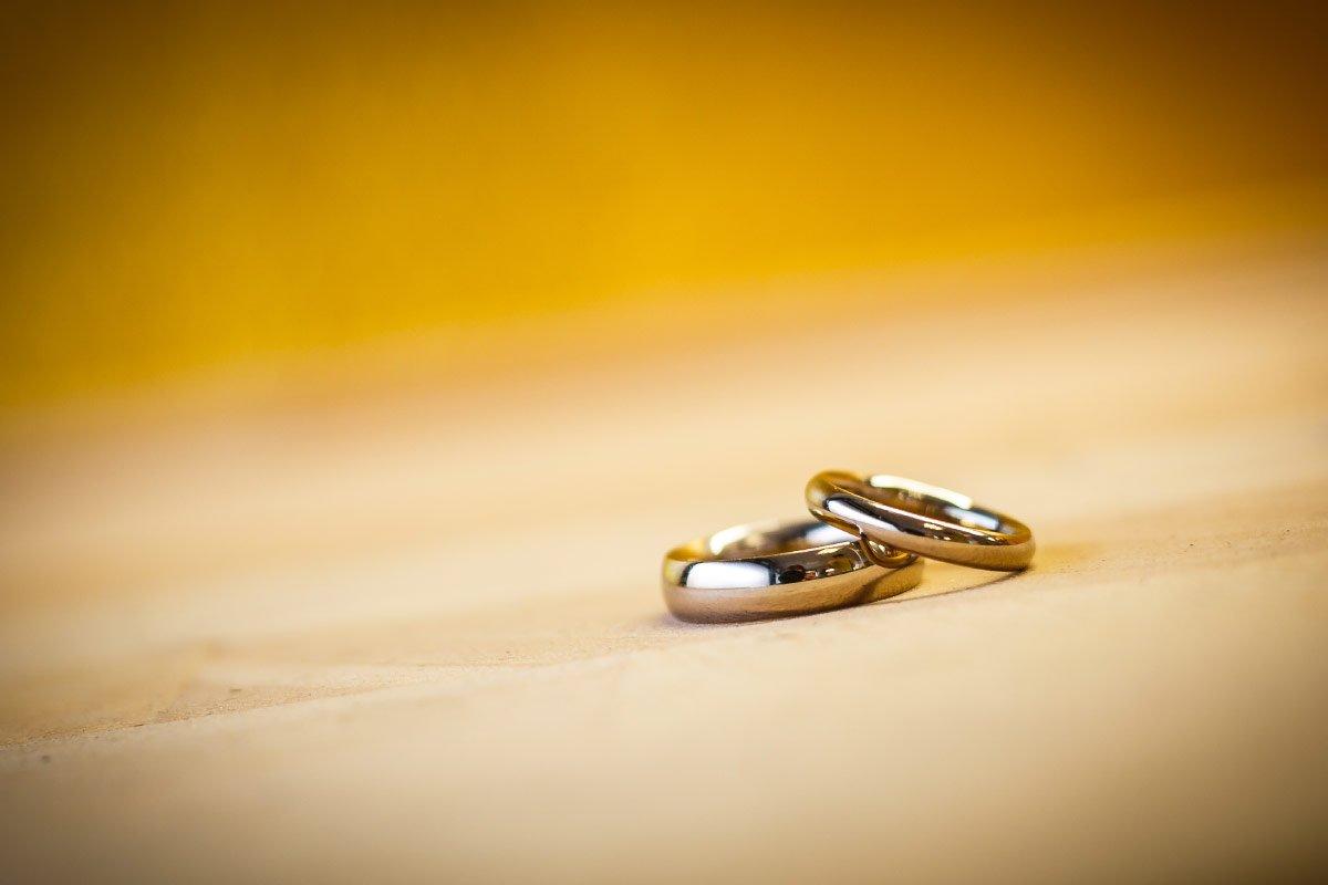 Ringe Fur Die Hochzeit Selber Schmieden Individuell Einzigartig