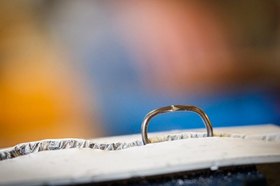 Ringe für die Hochzeit selber schmieden - ein gemeinsames Erlebnis und eine tolle Erinnerung
