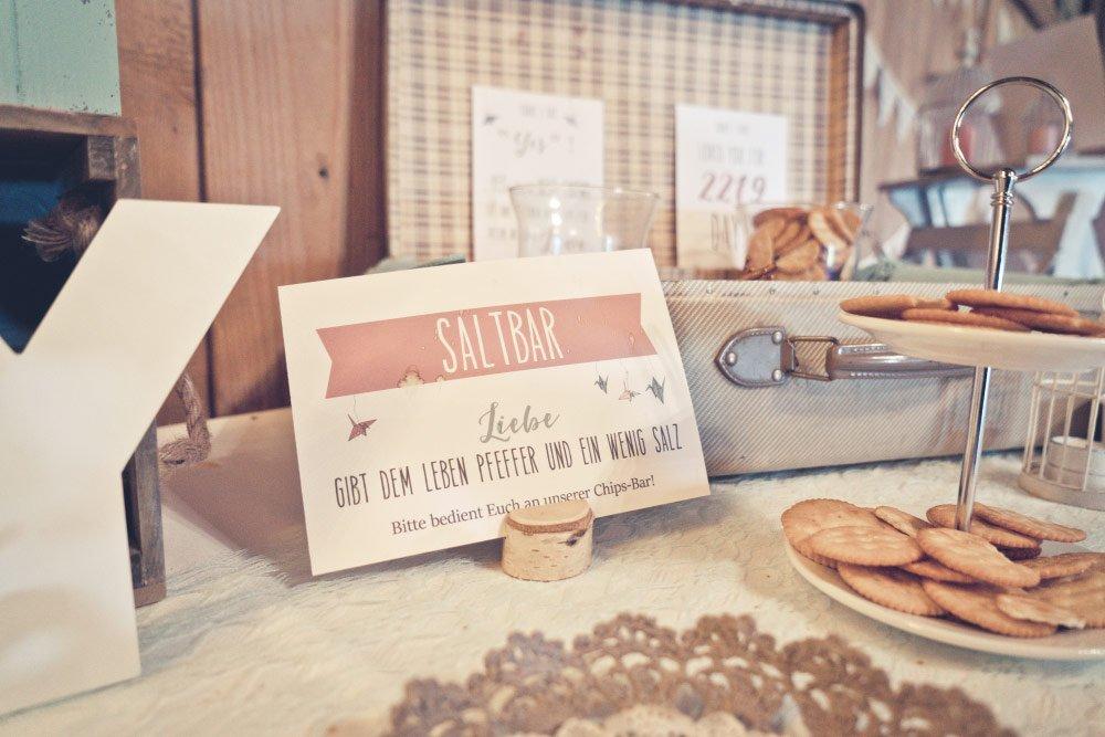 Saltbar – Vintage in Pastelltönen: Die Hochzeit von Jennifer & Philipp