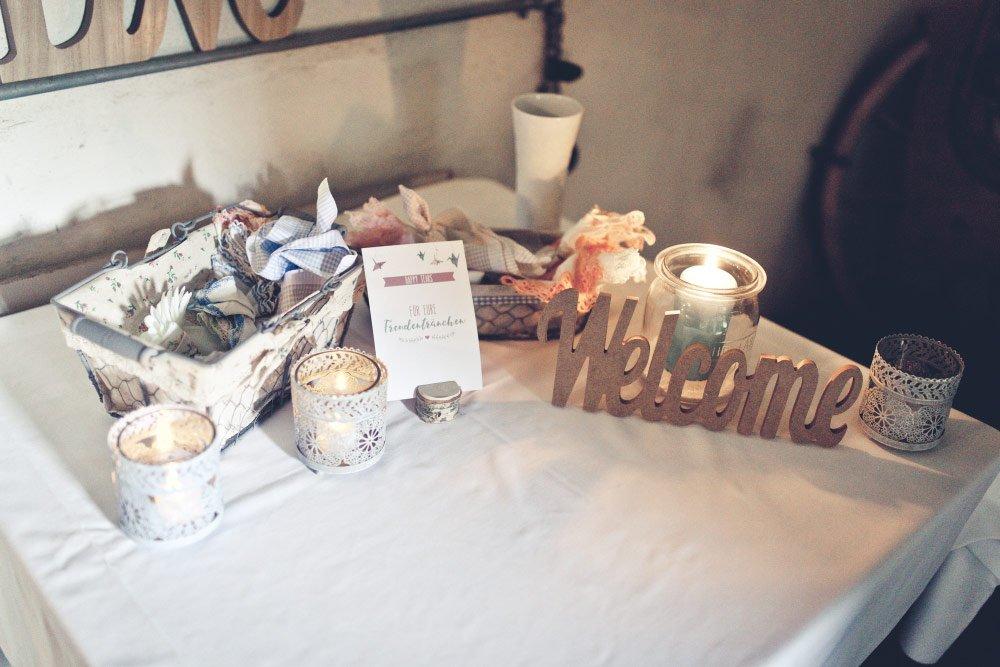 Freudentränen – Vintage in Pastelltönen: Die Hochzeit von Jennifer & Philipp