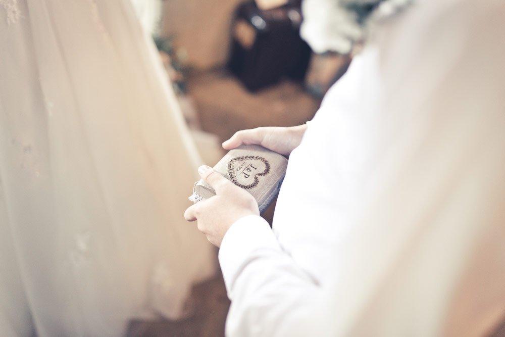 Vintage-Ringbox – Vintage in Pastelltönen: Die Hochzeit von Jennifer & Philipp
