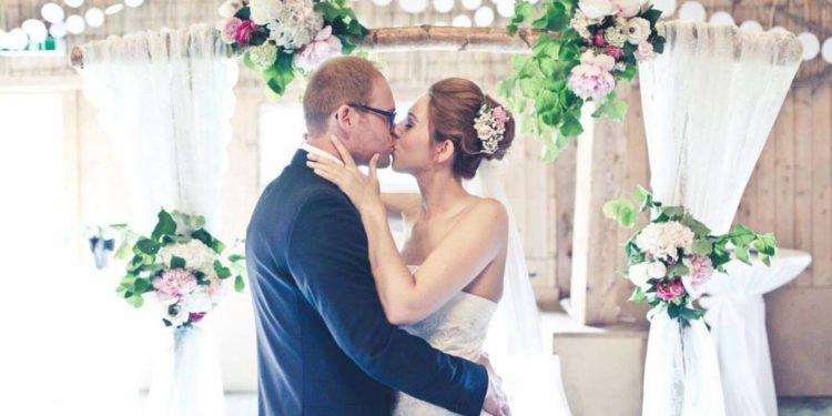 Vintage in Pastelltönen: Die Hochzeit von Jennifer & Philipp