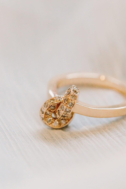 Der Ring von Johanna - fotografiert von Hochzeitsfotografin Irene Fiedler