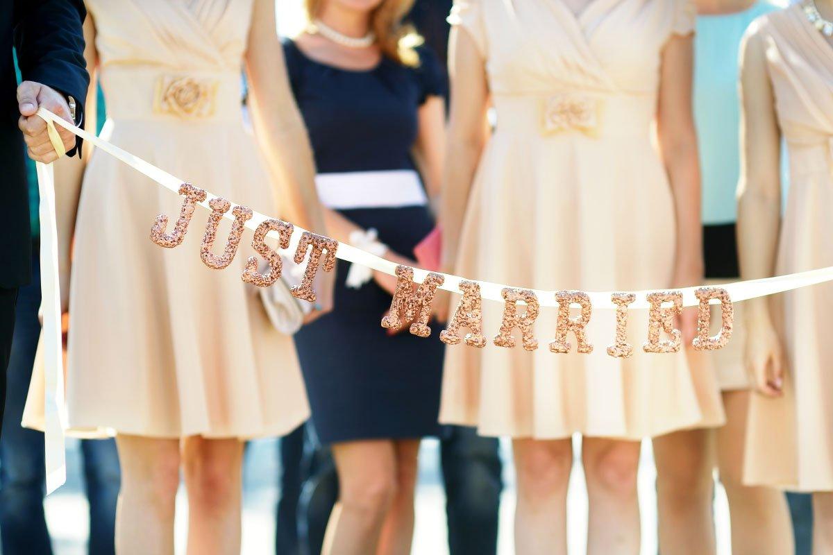 Playlist: 30 Lieder für euren Empfang bei der Hochzeit