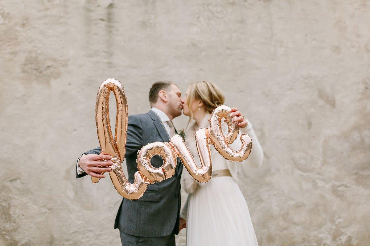Die Winter-Hochzeit von Johanna & Ronny mit Hochzeitsfotografin Irene Fiedler