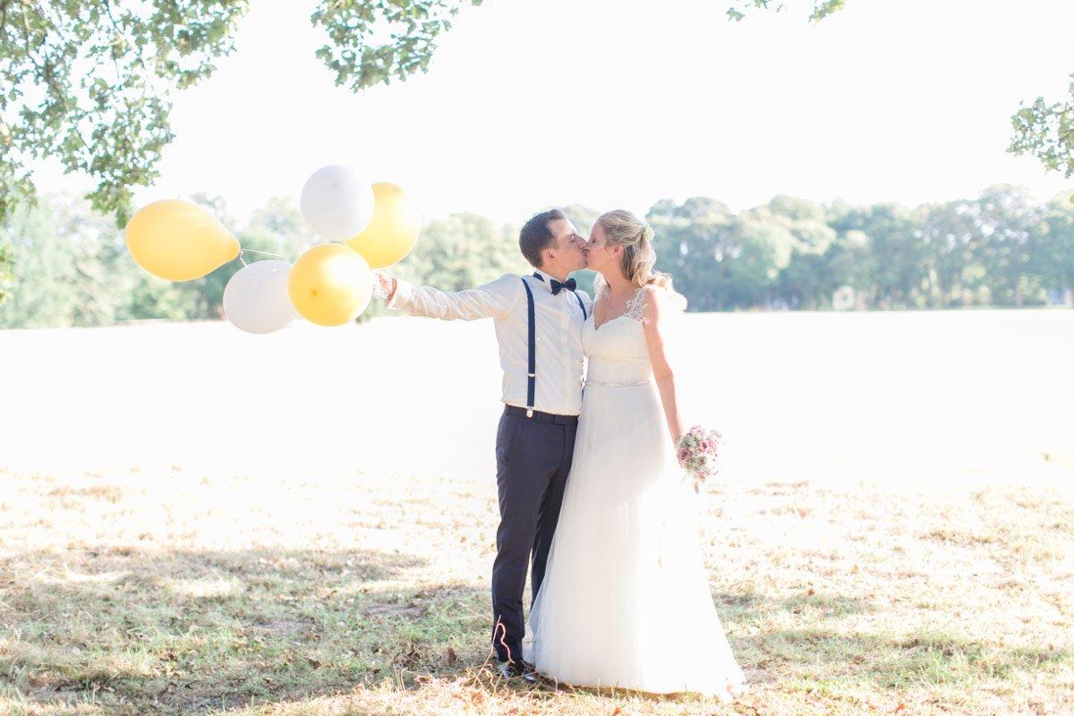 """I love you to the moon and back"" – die Hochzeit von Hanna & Christopher"