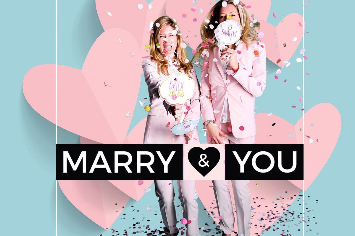 Marry & You – Dein Online Show für Hochzeit & Co.