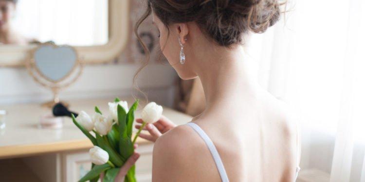 75 Beispiele für Messy Buns als Frisur zur Hochzeit