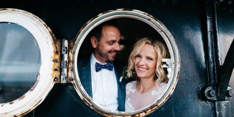 Eine intime Hochzeit im Leuchtturm Hörnum auf Sylt