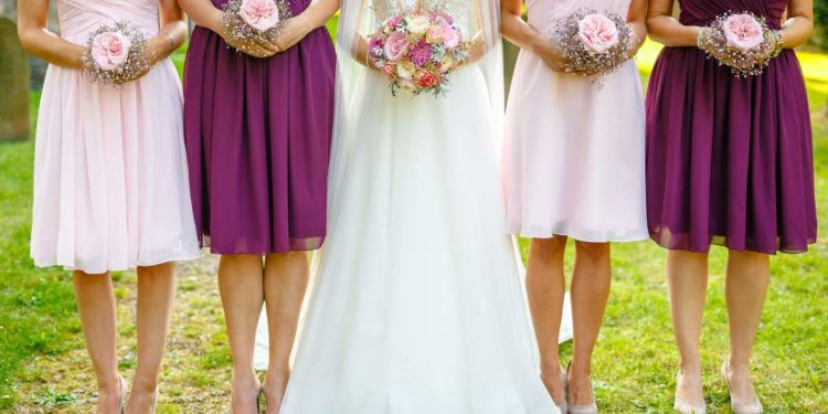 Kleider für Brautjungfern: Unsere Shop-Empfehlungen