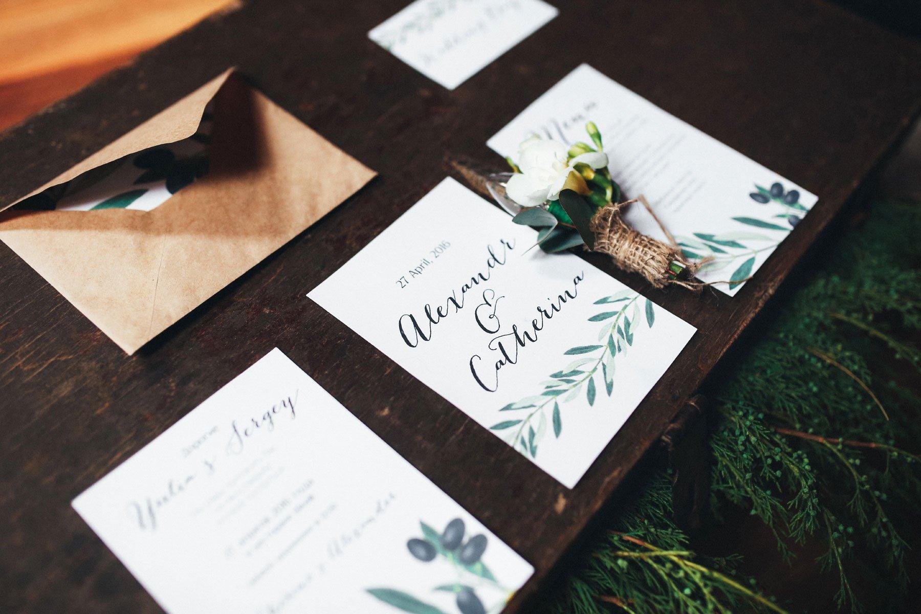 Einladungskarten Hochzeit Vergleich
