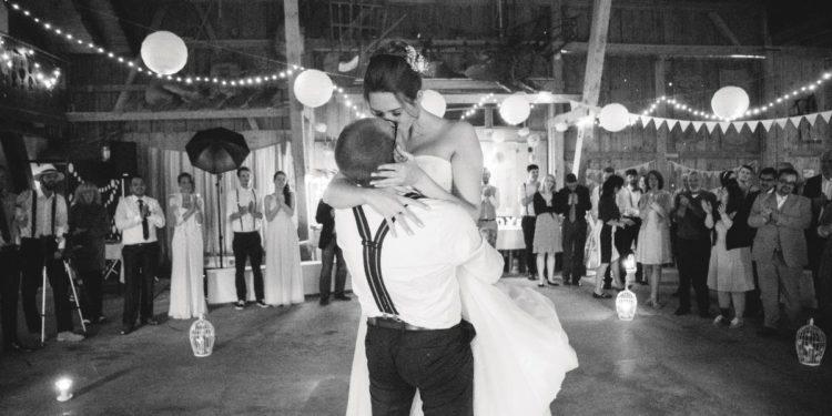 Der letzte Tanz bei der Hochzeit: Playlist für den Big Bang!