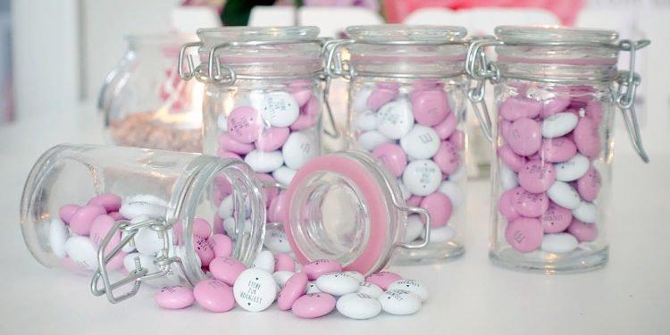My M&M's® zur Hochzeit: personalisiert als Gastgeschenk